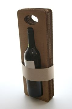 Awesome wine packaging