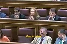 #estapasandoAndrea Fabra Fernández no había destacado por su labor en el Congreso de los Diputados hasta ahora. Este miércoles, cuando el presidente del Gobierno, Mariano Rajoy, anunció el recorte más duro de la democracia en las cuentas públicas.