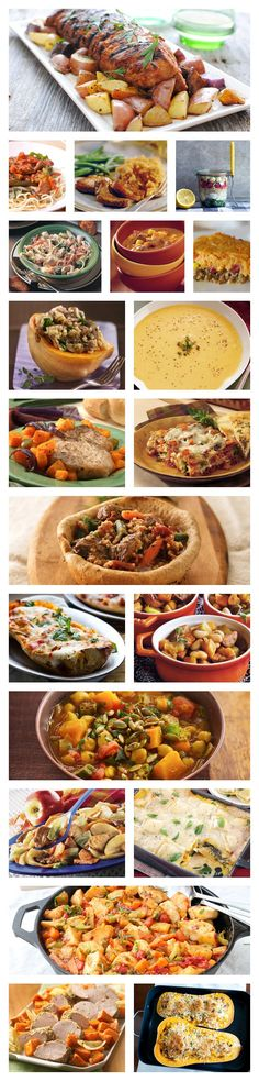 So your Thanksgiving guests don't eat turkey? No problem! Check out these amazing dishes!