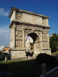 **Arco di Traiano - Benevento, Italy