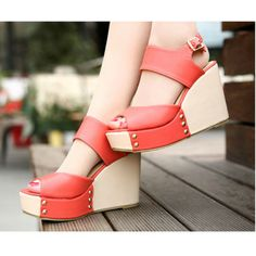 6930ac5a59d ENMAYER 2014 New Rome Ankle Straps High Heels Wedge Shoes Sexy Open Toe  Summer Sandals Shoes Fashion Women Platform Sandals  67.16