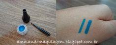Mais um #post sobre #comprinha de #produtinhos de #maquiagem #BBB (bons, bonitos e super #baratinhos)... #adoro!!!! Dessa vez #comprei duas #cores dos #delineadoresemgeldamarchetti... Quer saber mais? Acesse o #post: http://ammandomaquiagem.blogspot.com.br/2014/04/comprei-e-amei-delineadores-em-gel-da-marchetti.html
