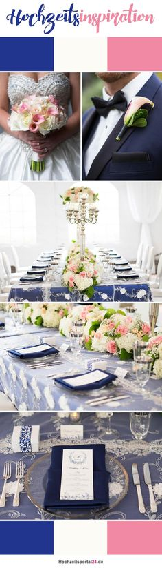 Wedding colors blue, white and rose. Blue Wedding, Wedding Colors, Wedding Day, Dusty Blue, Nature Photography, Wedding Photography, Table Arrangements, Bridesmaid Dresses, Wedding Dresses