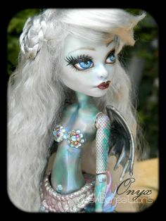 Hey, I found this really awesome Etsy listing at https://www.etsy.com/listing/201286375/onyx-ooak-art-doll-custom-repaint