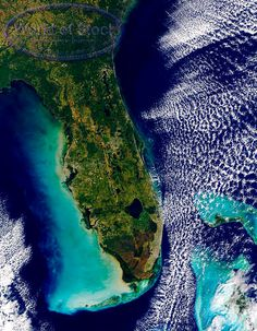This is a cool picture of FL