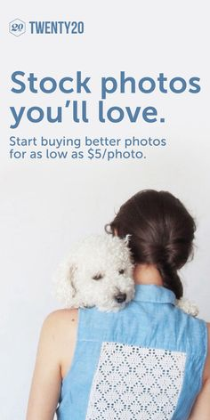 Start using authentic, real-world photos in your marketing. Twenty20 has over 45 million user-generated photos you'll love.