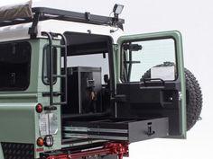 Land Rover Defender 2.4 Drawer Kit - by Front Runner