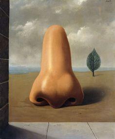 Pintura nariz-