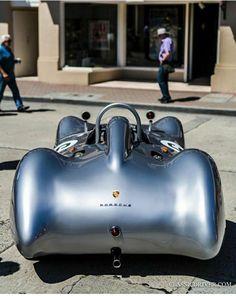 Porsche 356, Porsche Cars, Classic Sports Cars, Classic Cars, Porsche Classic, Sport Cars, Race Cars, Vans Vw, Automobile