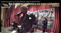 Javier Di Ciriaco conformó esta exitosa orquesta. #milonga #tango #milongueros #tangoBA #ArgentineTango #video#sextetomilonguero