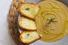 Crema di lenticchie profumata al rosmarino