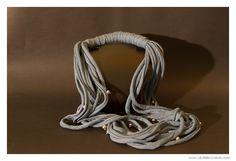 Fettuccia Necklace #DIY