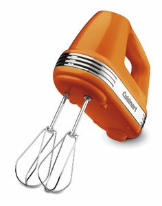 I got it in Red Cuisinart HM-50OR Power Advantage 5-Speed Hand Mixer, Orange Cuisinart,http://www.amazon.com/dp/B005GZ1WRE/ref=cm_sw_r_pi_dp_Admftb16P43R4GC1