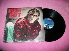 """Quiet Riot's """"Mental Health"""" album is one LP that started the heavy metal hair band craze of the 80's"""