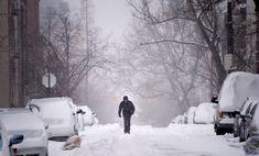 blizzard juno photos | Image: Snow Storm in New York