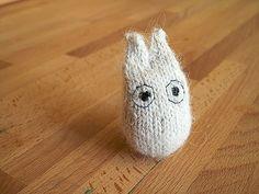 Ravelry: Chibi Totoro Toy pattern by brella