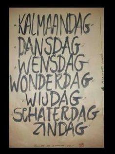 Bekijk de foto van hanmeer met als titel mooie indeling van de week en andere inspirerende plaatjes op Welke.nl.