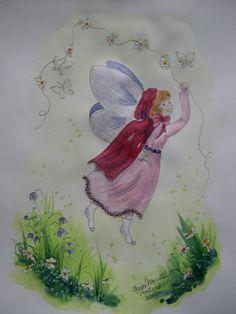 Camilla-Elisabeth by Heidi Eljarbo Camilla, Fairies, Watercolor, Painting, Art, Pictures, Art Background, Faeries, Watercolour