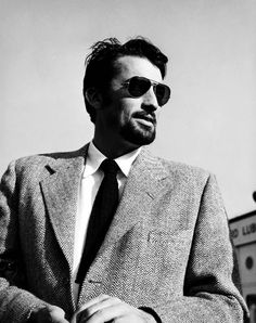 Gregory Peck, 1958