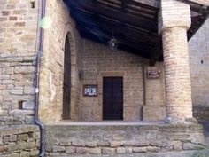 Outside of Museum ... San Ginesio