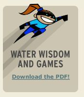 water conservation tips for kids