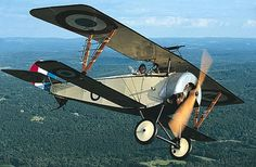 Nieuport 11 Early French WWI Fighter French aircraft designer Gustave Delage had no way of knowing when he created the first drawings of the Nieuport 11 in 1914 that he was about to make a major contribution to the art of aerial warfare. The nimble single-seater was originally intended to enter the Gordon Bennett Cup air race.