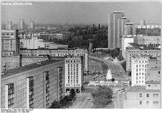 Strausberger Platz 1987 (DDR)