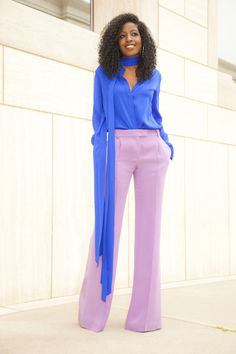Ode to the 70s! I usually love her outfits, but I don't like this one! I'm pinning for the palette