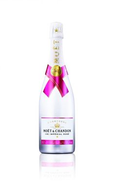 Moët launches Ice Imperial Rosé Champagne #Wine #champagne #Winenews