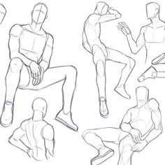 Hands on Hips Drawing Reference and Sketches for Artists Drawing Body Poses, Body Reference Drawing, Drawing Reference Poses, Anatomy Reference, Hand Reference, Drawing Hair, Gesture Drawing, Body Sketches, Anatomy Sketches