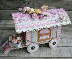 piabau: Cirkusvognhttp://piabau.blogspot.dk/2011/04/cirkusvogn.html