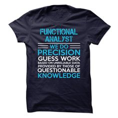 #Funnyt-shirt... Awesome T-shirts  Price: $21.99Purchase Now    Low cost Codes   View photographs & photographs of Functional Analyst t-shirts & hoodies:In the event you don't completely love our design, you possibly can SEARCH your favourite one through the use o...