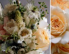 Saipua Soap & Flower NYC Spring arrangement