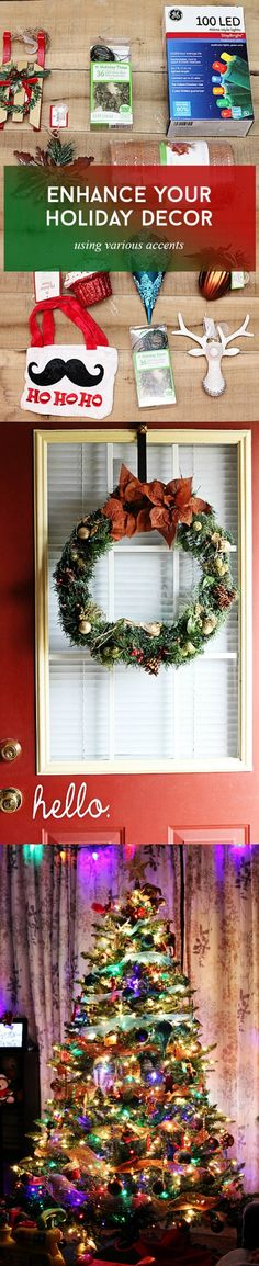 How To Enhance Your Holiday Decor Using Various Accents