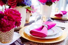 Fuchsia wedding inspirations