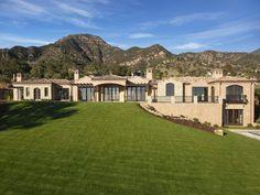 Take a Tour of Ellen DeGeneres' $45 Million Santa Barbara ...