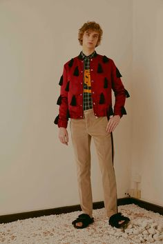 Au Jour Le Jour Fall 2016 Menswear Collection Photos - Vogue