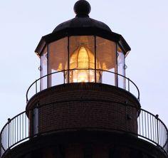 3rd Order Fresnel Lens - Little Sable Point Lighthouse