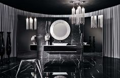 Gatsby Inspired Interiors: Star style or Art Deco style in the interior