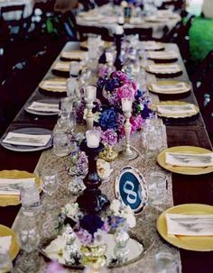 hippie chic wedding design