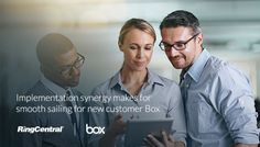 Box's #CIO, Paul Chapman, shares hows switching to RingCentral Office has allowed them to cut costs by 80%, and enabled them to save $800,000-$900,000 on their #business #communications! // #Technology #CustomerSuccess #VoIP #CloudComputing