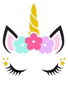 Unicorn Head, Unicorn Shirt, Cute Unicorn, Unicorn Themed Birthday, Unicorn Drawing, Glitter Vinyl, Planner Stickers, Coloring Books, Cricut