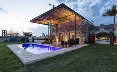 Galería de Hacienda Niop / R79 + AS Arquitectura - 18