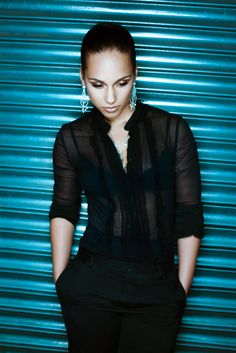 8d874301c0c Alicia Keys photographed by John Wright