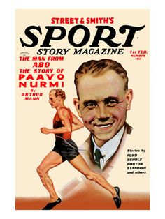 1 1938 abo arthur athlete breaker cover february finish from line magazine man mann nurmi paavo pulp race record run runner running smith sport story street street & Magazine Man, Pulp Magazine, Health Magazine, Old World Maps, Olympic Sports, Running Man, Cool Posters, Track And Field, My People