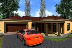 House Plan No W2203 House Plans South Africa, All Design, House Design, Site Plans, Garage Plans, House Floor Plans, Home Collections, How To Plan, Houses