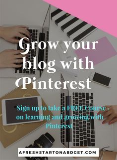 If you want to gain blog traffic then check out how to grow your blog with Pinterest. Learning Pinterest has helped my blog grow so much. Get more engagement with Pinterest.