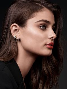Taylor Hill for Michael Kors Holiday 2016