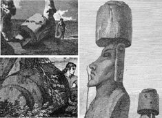 L'énigme des coiffes des colosses de l'île de Pâques résolue - Sciencesetavenir.fr