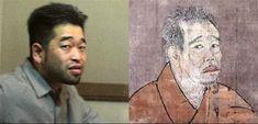 槙原敬之と一休宗純【そっくり】どう見ても完全に一致!似てるとしか言いようがない画像11選 | COROBUZZ Japanese Funny, Funny As Hell, Look Alike, Design Art, Funny Pictures, Jokes, Humor, Cute, Painting